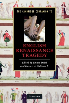Image for The Cambridge companion to English Renaissance tragedy