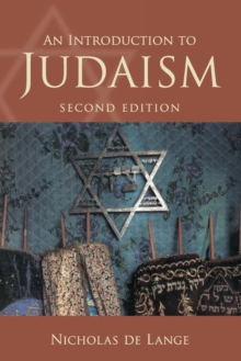 Image for An introduction to Judaism