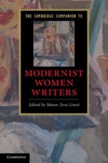 Image for The Cambridge companion to modernist women writers