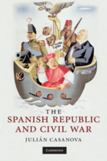 Image for The Spanish Republic and civil war