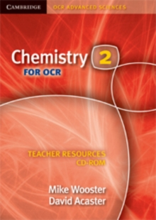 Image for Chemistry 2 for OCR Teacher Resources CD-ROM