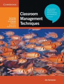 Image for Classroom management techniques