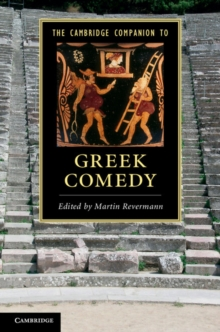 Image for The Cambridge companion to Greek comedy