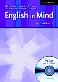 Image for English in Mind 3 Workbook with Audio CD/CD-ROM