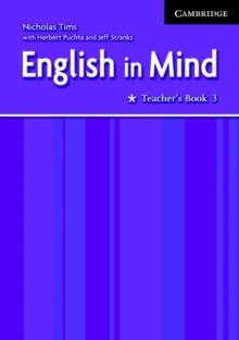 Image for English in Mind 3 Teacher's Book