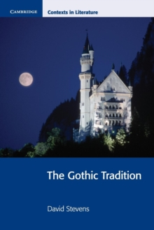 Image for The gothic tradition