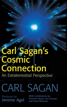 Image for Carl Sagan's cosmic connection  : an extraterrestrial perspective