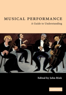 Image for Musical performance  : a guide to understanding
