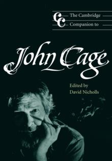 Image for The Cambridge companion to John Cage