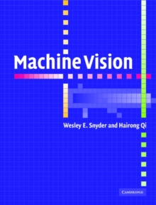 Image for Machine vision