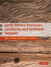 Image for Earth surface processes, landforms and sediment deposits