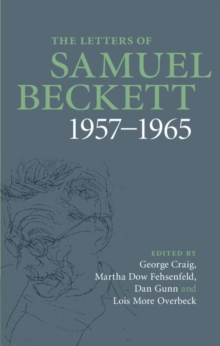 Image for The letters of Samuel BeckettVolume 3,: 1957-1965