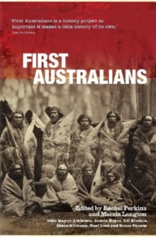 Image for First Australians