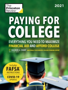 Image for Paying for College, 2021