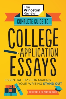 Image for Complete Guide to College Application Essays