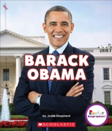 Image for Barack Obama: Groundbreaking President (Rookie Biographies)