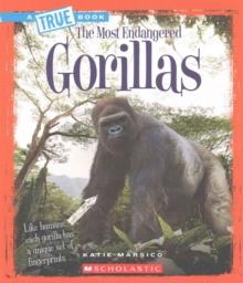 Image for Gorillas (True Book: Most Endangered)