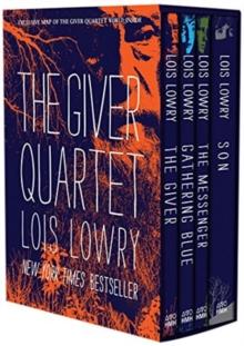 Image for The Giver Quartet boxed set