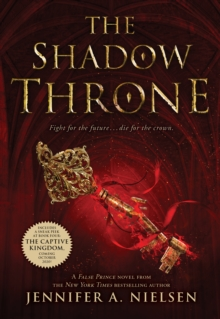 Image for The Shadow Throne (The Ascendance Series, Book 3)