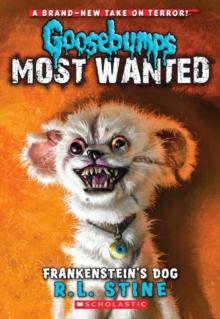 Image for Frankenstein's Dog (Goosebumps Most Wanted #4)