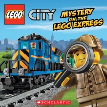Image for Mystery on the LEGO Express (LEGO City)