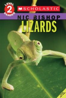 Image for Lizards (Scholastic Reader, Level 2: Nic Bishop #3)