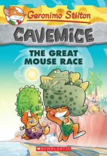 Image for Geronimo Stilton Cavemice #5: The Great Mouse Race
