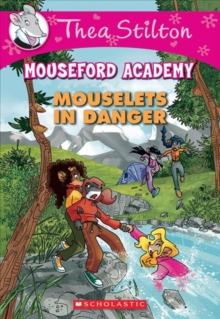 Image for MOUSELETS IN DANGER
