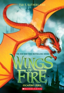 Image for Wings of Fire #8: Escaping Peril