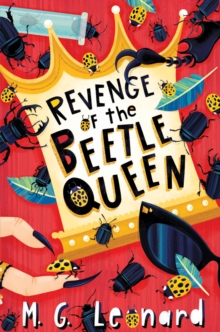 Image for Revenge of the Beetle Queen (Beetle Trilogy, Book 2)