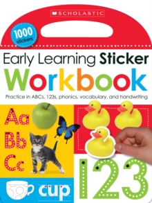 Image for Early Learning Sticker Workbook
