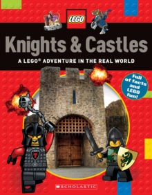 Image for Knights & Castles (LEGO Nonfiction) : A LEGO Adventure in the Real World
