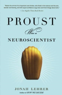 Image for Proust Was a Neuroscientist