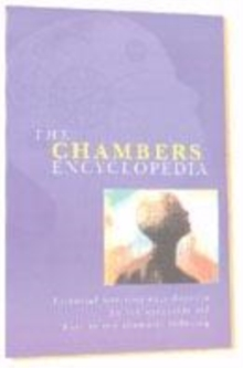 Image for The Chambers encyclopedia