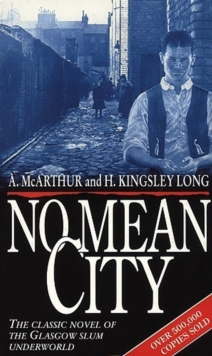 Image for No mean city