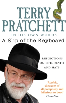 Image for A slip of the keyboard  : collected non-fiction