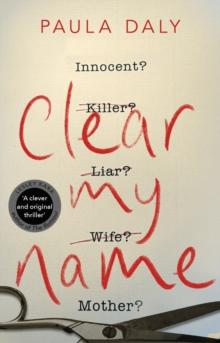 Image for Clear my name