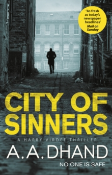 Image for City of sinners