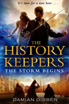 Image for The storm begins