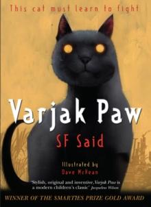 Varjak Paw - Said, SF
