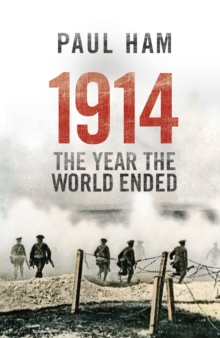 Image for 1914  : the year the world ended