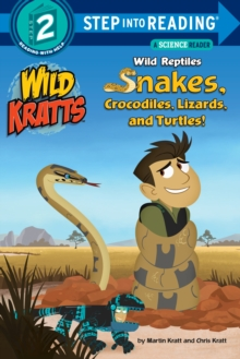 Image for Wild reptiles  : snakes, crocodiles, lizards and turtles