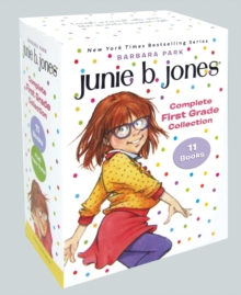 Image for Junie B. Jones Complete First Grade Collection : Books 18-28 with paper dolls in boxed set