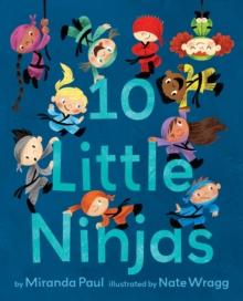 Image for 10 little ninjas