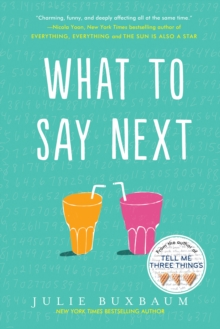 Image for What to Say Next