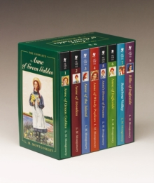 Image for Anne of Green Gables, Complete 8-Book Box Set