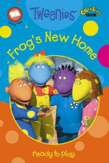 Image for Frog's new home