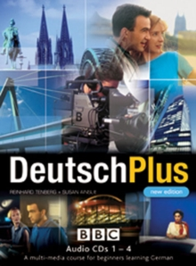 Image for DEUTSCH PLUS 1 (NEW EDITION) CD's 1-4