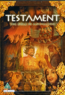 Image for TESTAMENT THE BIBLE IN ANIMATION DVD