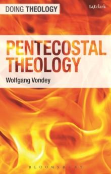 Image for Pentecostal Theology : Living the Fullness of the Gospel